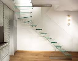 Glass Banisters For Stairs Glass Staircase Design Stair Railings U0026 Panels Floating Staircases