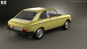 classic peugeot coupe 360 view of peugeot 304 coupe 1970 3d model hum3d store