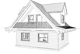 100 cabin floor plans with loft small gambrel roof house