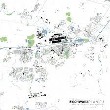 site plan u0026 figure ground plan of wolfsburg for download as pdf