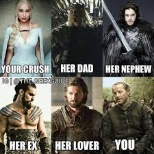 Game Of Throne Meme - best 30 game of thrones memes quoteshumor com