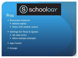edmodo vs schoology edmodo vs schoology