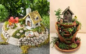 Gardens Ideas 25 Best Miniature Garden Ideas To Beautify Your Backyard