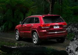 jeep grand cherokee overland 2014 jeep grand cherokee overland crd review performancedrive