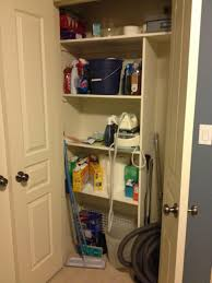 interiors broom closet dimensions photo simple closet broom