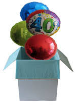 balloon in a box delivery birthday balloons balloon delivery balloon box free delivery