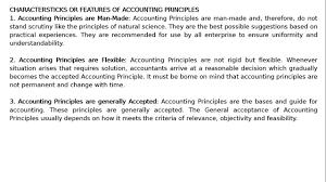 class xi chapter 3 theory base of accounting characteristics