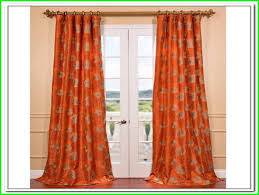 Burnt Orange Curtains Burnt Orange Curtains And Drapes Stuff Burnt