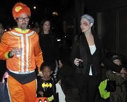 Undead Halloween Costumes Angelina Jolie U0027s Undead Halloween Stylefrizz