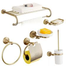 Vintage Bathroom Accessories Online Buy Wholesale Vintage Bathroom Sets From China Vintage