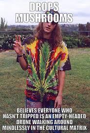Hippie Memes - freshman hippie memes quickmeme