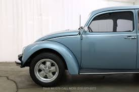 blue volkswagen beetle for sale 1969 volkswagen beetle sedan beverly hills car club