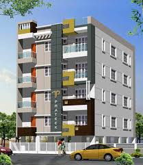 1200 sq ft 3 bhk 2t apartment for sale in tirumala construction