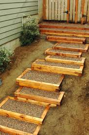 Backyard Steps Ideas Outdoor Stairs Pictures From Stairspictures