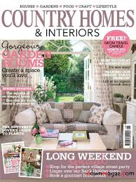 country homes and interiors magazine home magazines house u0026 home february home ideas style at