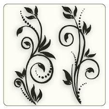 floral ornament 1 vector freevectors net