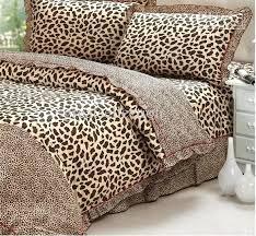 Leopard Print Duvet Cheetah Duvet Cover Queen Animal Print Duvet Covers South Africa