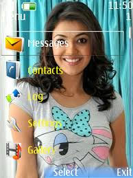 kajal name themes free nokia asha 206 kajal agarwal software download in themes