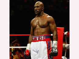 Evander Holyfield Bench Press Bodybuilding And Weight Lifting New Georgia Encyclopedia