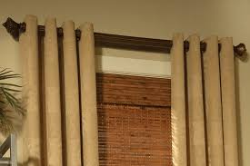 Drapes With Grommets Grommet Top Draperies Island Window Covering