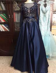 aliexpress com buy high quality crystal long prom dresses long