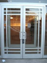 Exterior Doors Commercial Commercial Glass Front Doors Commercial Glass Entry Doors Repair
