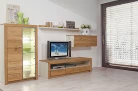 Wohnzimmerschrank In Eiche Wohnwand Eiche Weis Kreative Ideen Für Ihr Zuhause Design