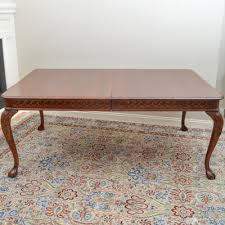 pennsylvania house cherry dining room set online furniture auctions vintage furniture auction antique