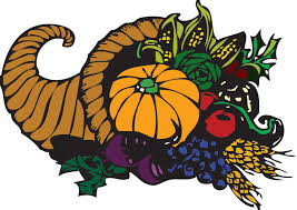 thanksgiving clipart thanksgiving feast pencil and in color