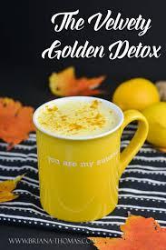 the velvety golden detox a thm deep s low carb high fat detox