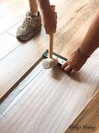 Laminate Flooring Installation Tips How To Install Laminate Flooring Diy Tips And Tricks