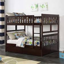 Bunk And Loft Beds Costco - Double top bunk bed