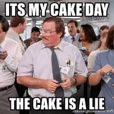 No Cake Meme - milton no cake meme generator