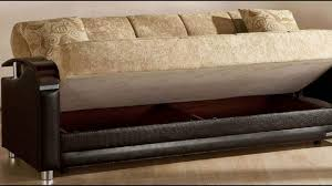 Convertible Sofa Sleeper Convertible Sofa Bed With Storage Youtube