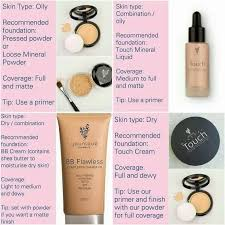 light foundation for dry skin the best younique foundation for your skin type
