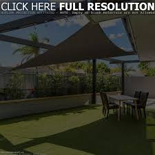 Canopy Triangle Sun Shade by Shade Tarps For Patio Patio Decoration