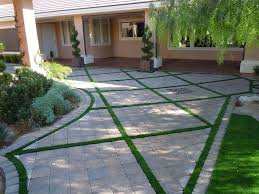 Backyard Stone Ideas by Paving Designs For Backyard With Well Ideas About Paver Designs On