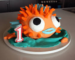puffer cake or cake fit for a one year old take 2