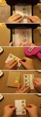 20 diy thanksgiving greeting cards page 6 foliver