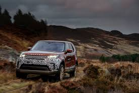 land rover discovery off road the 2017 land rover discovery off road in perthshire daily record