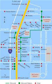 map las vegas and grand las vegas hotels map