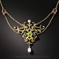 art nouveau jewelry art nouveau rings earrings u0026 necklaces