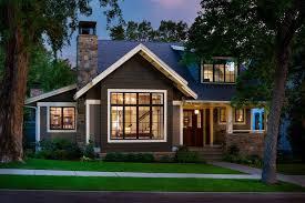 green craftsman houses brown brick front porch pillar grayn tile