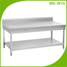 Stainless Steel Kitchen Equipment Commercial Industrial Kitchen - Kitchen prep table stainless steel