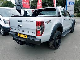 ford ranger raptor 2017 used 2017 ford ranger demonstrator 3 2 automatic wildtrack 20