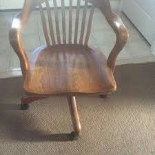 krug furniture kitchener find more great antique office chair on casters in great shape