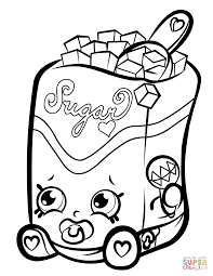 shopkins season 1 coloring pages free coloring pages