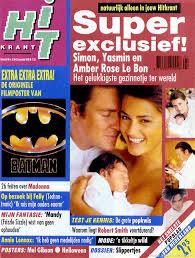 krã mel design yasmin le bon covers 1989