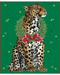 black friday savings on caspari wild christmas advent calendar