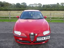 used alfa romeo 147 petrol for sale rac cars